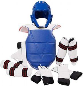 Protecciones de Taekwondo
