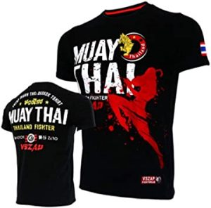 Tienda online de Camisetas de Kick Boxing- Thai Boxing - K-1