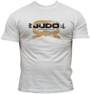 Camisetas de Judo