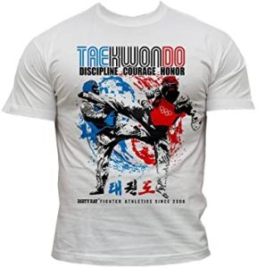 Camisetas de Taekwondo