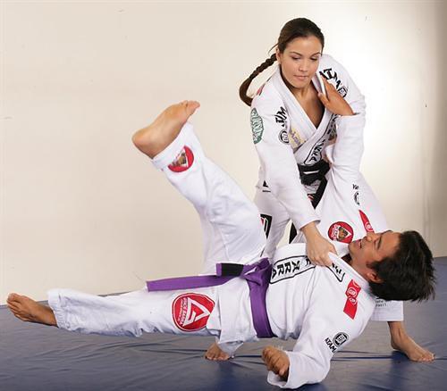 mujeres Brazilian jiu jitsu